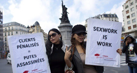 French plan to fine clients of sex workers in doubt because Swedish model 'does not work'