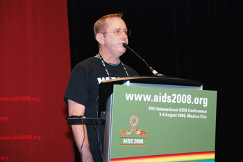 The future of HIV prevention, treatment and care: An interview with Mark Harrington
