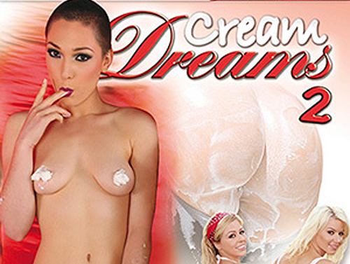 'Cream Dreams 2' — Milkshakes Of Sin! w/Lily LaBeau, Anikka Albrite and Gabi Paltrova