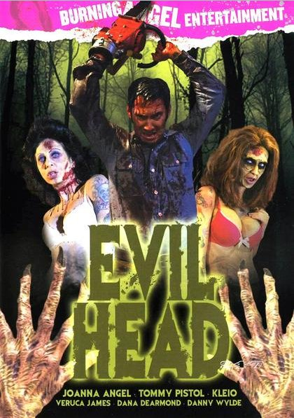 Evil Head starring Joanna Angel and Tommy Pistol