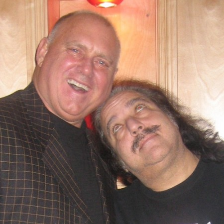 Hof with Ron Jeremy