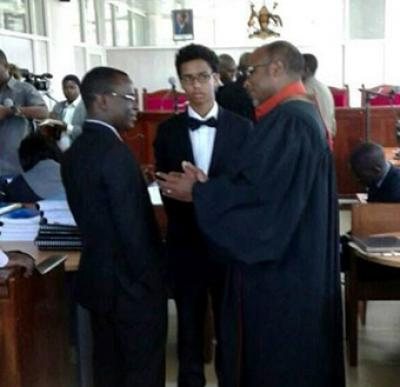 Martin Ssempa Frank Mugisha Uganda anti gay law faces court scrutiny for the first time