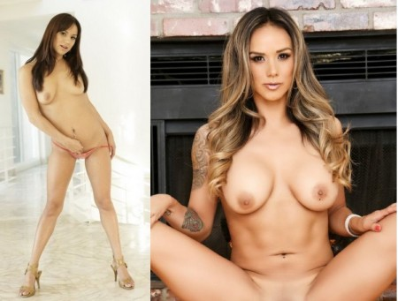 Nadia Styles - Porn Star Boob Jobs: Before & After III