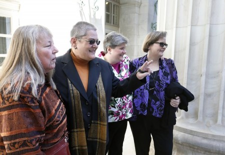 Appeals Court Overturns Oklahoma's Ban on Gay Marriage