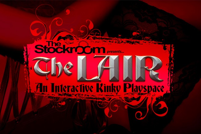 New Mistress Dominates 'THE LAIR' At The  2015 AVN Adult Entertainment Expo
