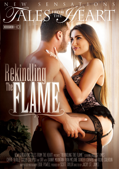 lf 2431 Rekindling The Flame w/ Siri, Cherie DeVille, Callie Calypso and August Ames