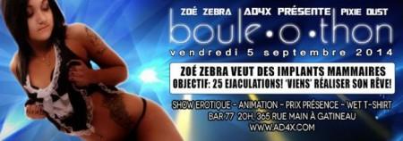 Boule-o-thon sex marathon