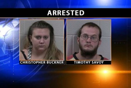 Kinfolk: Brother & Sister Arrested for Incest in Truck Parked at Georgia Church