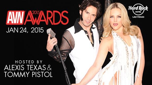 AVN Media Network Announces 2015 AVN Awards Categories