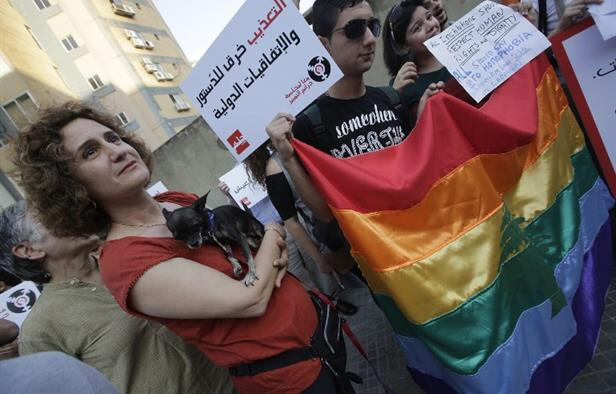 Lebanese NGOs condemn the arrest of 27 for 'homosexual acts'