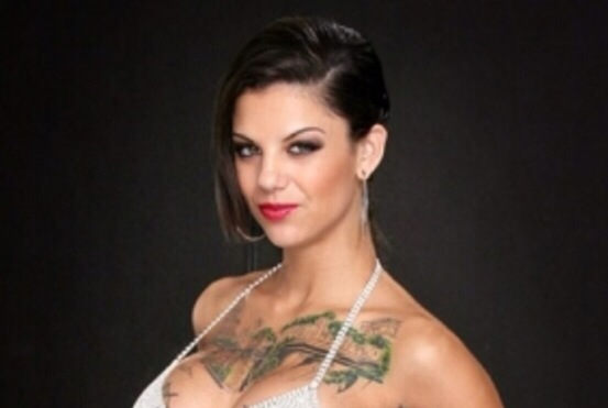 Bonnie Rotten Named Exotic Dancer's Adult Feature of the Year 2014