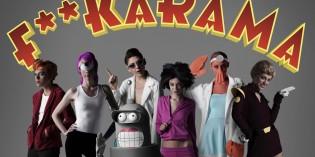 FUTURAMA Gets The WOODROCKET Adult Parody Treatment