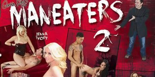 Anikka Albrite & Chanel Preston Dominate 'Glenn King's ManEaters 2′