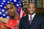 Olympian Josh Mance & Assemblymember Isadore Hall III Support Fantasy Child Killer Monica Foster