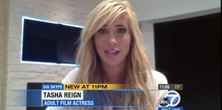 Possible HIV Case Leads To Porn Production Moratorium: Tasha Reign Comments