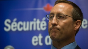 Peter MacKay's C-36 justice roundtables didn't set a place for sex workers