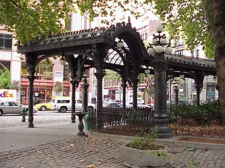 Interrupted Oral Sex Leads to Gunfire In Seattle's Pioneer Square