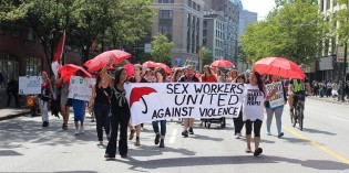 Canadian politicians ignoring sex workers