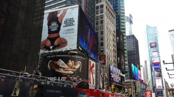 Brazzers Meet And Greet In Times Square