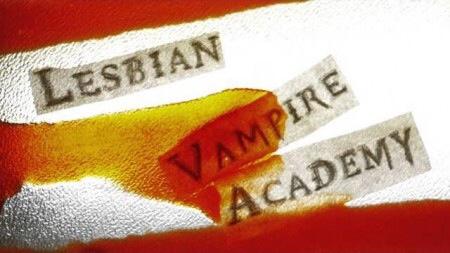 Hustler's Lesbian Vampire Academy Trailer w/ Carter Cruise, Zoey Monroe, August Ames SFW