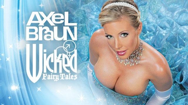 'Cinderella XXX: An Axel Braun Parody' Trailer w/ Samantha Saint, Penny Pax, Julia Ann