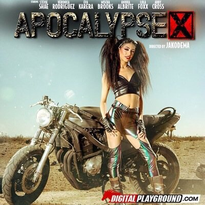 Apocalypse X Trailer w/ Stevie Shae, Veronica Rodriguez, Mischa Brooks, Anikka Albrite