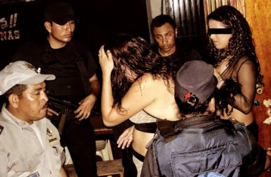 Trafficking and sex work in Latin America: are women really being rescued?