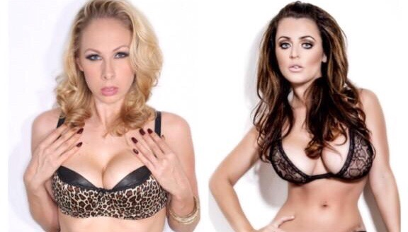 SOPHIE DEE Headlines with GIANNA MICHAELS In Columbus Ohio This Weekend