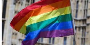 Should gay sex be illegal? 16% of Britons think so