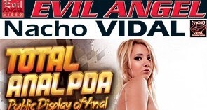 Nacho Vidal's 'Total Anal PDA'