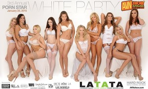 LATATA Porn Star White Party Makes Room for More Guests as it Returns to AEE for Third Year