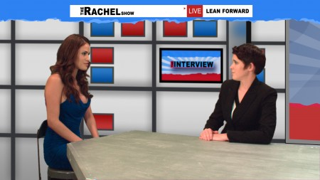 Lily Cade Takes on Hillary, Michelle & Maddow in 'Between The Headlines' w/ Vanessa Veracruz, Nina Hartley