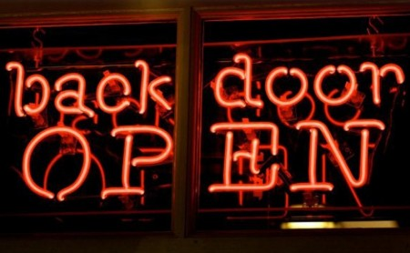 The 'Back Door' Is Having Its Pop Culture Moment