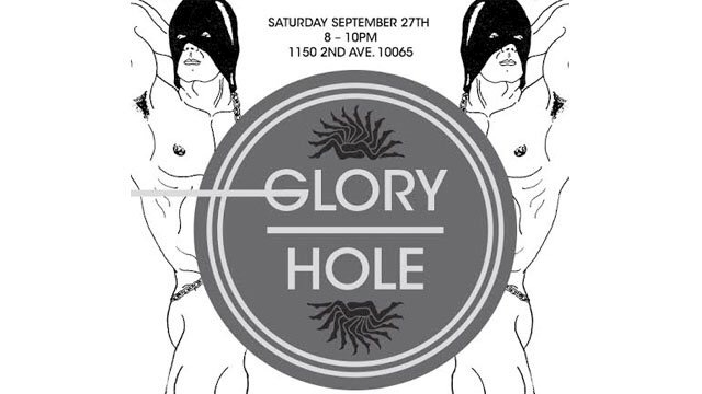 Gloryhole in new york