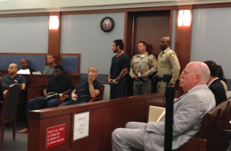 War Machine Arraigned in Las Vegas Court; Attempted Murder Charge Added