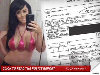 TMZ: 3-Boobed Woman A Fake!