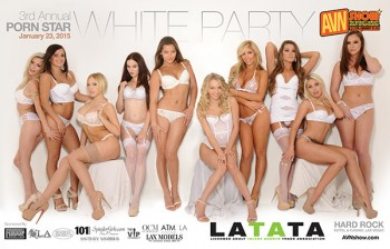 latata 2015 350x224 LATATA Porn Star White Party Makes Room for More Guests as it Returns to AEE for Third Year