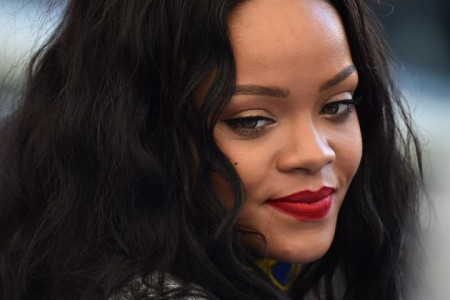 Rihanna is a victim of the latest hacking (Getty)