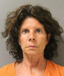 Photo: Volusia County Jail (September 8, 2014) - Florida Woman Arrested For Masturbating On A Motorcycle In Front Of Teen
