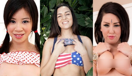 Asia Zo, Paisley Parker, Brianna Rose Appearing Tonight on 'Glenn King's ManEaters Show'