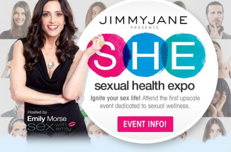 SHE: Sex Ed Goes Hollywood With Sexual Health Expo, Coming January 2015