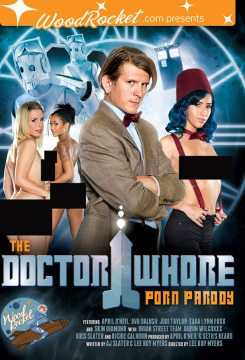 unnamed18 350x514 Extended Version of Doctor Whore Now on DVD W/Skin Diamond, April ONeil, Tara Lynn Foxx