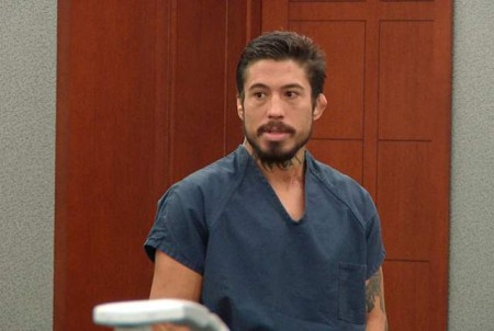 War Machine returns to Vegas court over probation violations