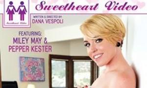 Mile High Media Debuts New 'Lesbian Stepsisters' Series From Dana Vespoli