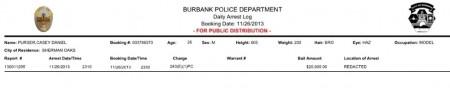 2013-11-26 Burbank clover