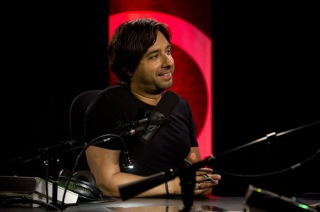 CBC personality Jian Ghomeshi is photographed in Toronto, July 3, 2012. (The Globe and Mail)