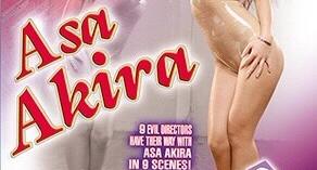 Asa Akira 'Her Cum Runneth Over'