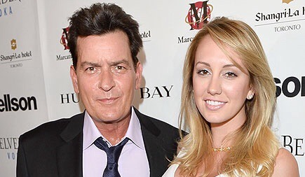 Charlie Sheen Calls Off Engagement to Brett Rossi
