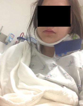 Morgan lee's injuries