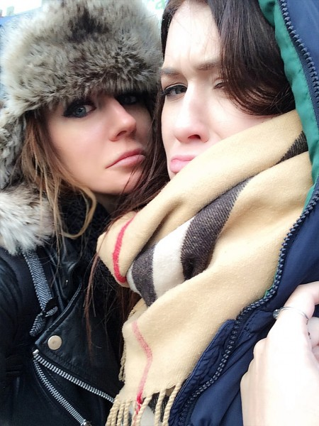 Samantha Bentley and Misha Cross will invade Berlin with Evil Angel, October 16-19, 2015